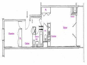 Résidence Breithorn - Apartment - Les Saisies