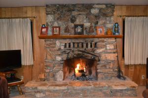 23 Arnett's Cabin, Holiday homes  Wawona - big - 6