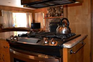 23 Arnett's Cabin, Case vacanze  Wawona - big - 13