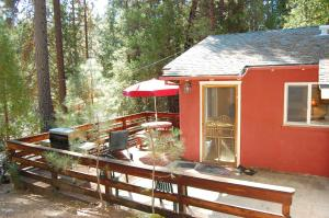 65 Sparrow's Nest, Holiday homes  Wawona - big - 1