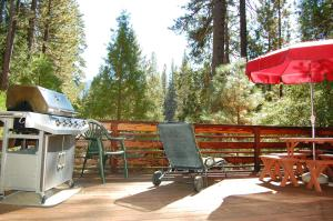 65 Sparrow's Nest, Holiday homes  Wawona - big - 9