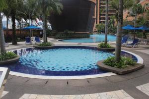 ROMANTIC SERVICE SUITES @ BUKIT BINTANG KL, Apartmány  Kuala Lumpur - big - 37