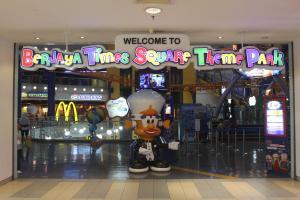 ROMANTIC SERVICE SUITES @ BUKIT BINTANG KL, Ferienwohnungen  Kuala Lumpur - big - 34