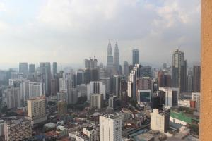 ROMANTIC SERVICE SUITES @ BUKIT BINTANG KL, Apartmány  Kuala Lumpur - big - 39
