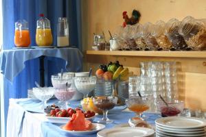Hotelpension zum Gockl, Penzióny  Allershausen - big - 42