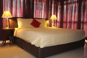 ROMANTIC SERVICE SUITES @ BUKIT BINTANG KL, Apartmány  Kuala Lumpur - big - 9