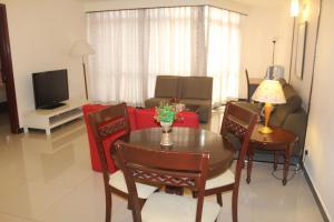 ROMANTIC SERVICE SUITES @ BUKIT BINTANG KL, Apartmány  Kuala Lumpur - big - 8