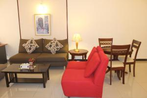 ROMANTIC SERVICE SUITES @ BUKIT BINTANG KL, Apartmány  Kuala Lumpur - big - 4