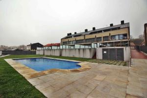 Piso Isla de Arousa, Apartments  Isla de Arosa - big - 2
