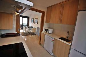 Piso Isla de Arousa, Apartments  Isla de Arosa - big - 6