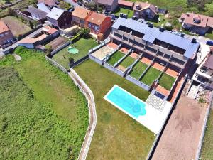 Piso Isla de Arousa, Apartments  Isla de Arosa - big - 21