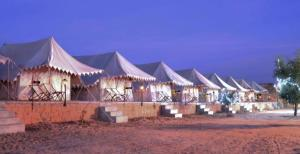 Hummer Desert Safari Camp, Resorts  Jaisalmer - big - 15