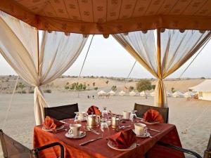 Hummer Desert Safari Camp, Resorts  Jaisalmer - big - 16