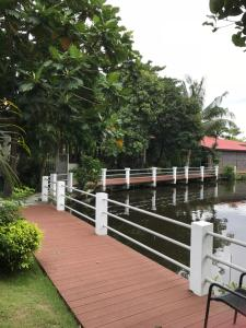Sripiamsuk resort, Rezorty  Ban Bang Phang - big - 56