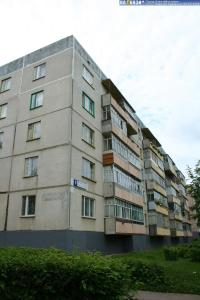 Apartment on bulvar Gidrostroiteley