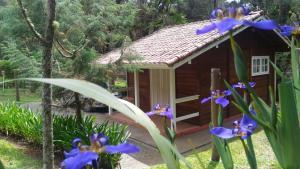 Chales Vila Bracsak, Отели типа «постель и завтрак»  Кампус-ду-Жордау - big - 10