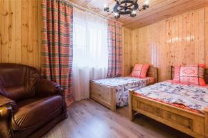 Baza otdykha Medvezhya berloga, Resort  Volna-Shepelinovka - big - 5
