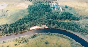 Baza otdykha Medvezhya berloga, Resort  Volna-Shepelinovka - big - 17