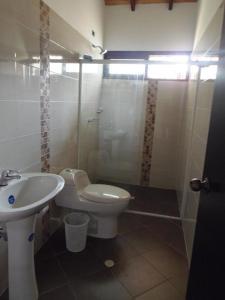 Parcela la Fortuna Mesa de los santos, Vidiecke domy  Bucaramanga - big - 2