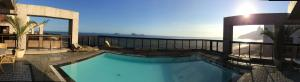 Flat at Ipanema Beach