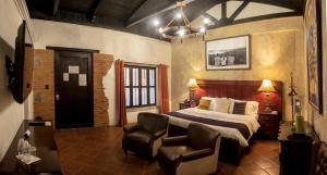 Los Olivos Boutique Hotel Antigua Guatemala Антигуа-Гватемала