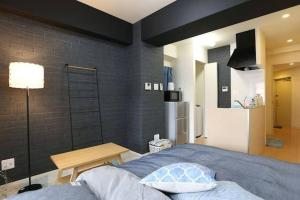 AH Apartment in Tokaichimachi 2546, Апартаменты  Хиросима - big - 8