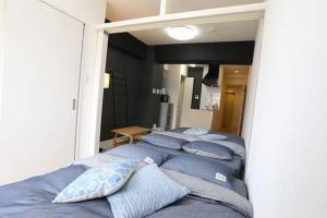 AH Apartment in Tokaichimachi 2546, Апартаменты  Хиросима - big - 22