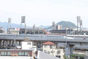 AH Apartment in Higashikaniyacho 2680, Апартаменты  Хиросима - big - 21