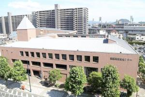 AH Apartment in Higashikaniyacho 2680, Апартаменты  Хиросима - big - 35