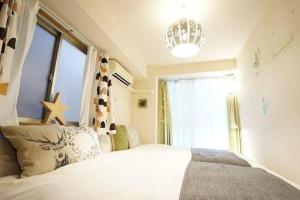 Apartment in Naniwa 503235, Апартаменты  Осака - big - 47