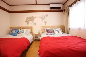 Apartment in Megura JA3, Appartamenti  Tokyo - big - 22