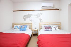 Apartment in Megura JA3, Ferienwohnungen  Tokio - big - 13