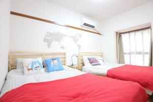 Apartment in Megura JA3, Ferienwohnungen  Tokio - big - 12