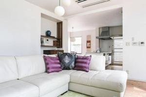 4 Bedrooms Cassina in Perfect Location, Apartments  Kyoto - big - 9