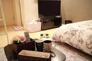 Attic Apartment in Okubo, Apartmány  Tokio - big - 14