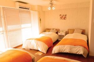 Hiroshima Peace Park House 502, Апартаменты  Хиросима - big - 10