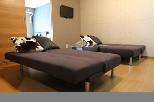 Hiroshima Peace Park House 501, Апартаменты  Хиросима - big - 4