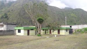 Huayrapungo Puerta del Viento, Baños