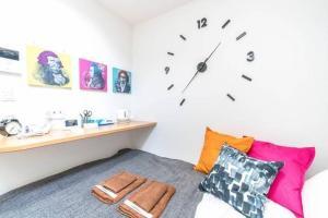 Apartment in Takinogawa D116 102, Ferienwohnungen  Tokio - big - 21