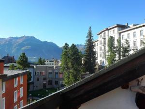 Apartment Chesa Stiffler Veglia II, Apartmány  Pontresina - big - 14
