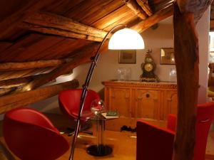 Apartment Chesa Stiffler Veglia II, Apartmány  Pontresina - big - 11