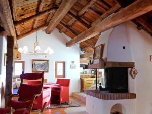 Apartment Chesa Stiffler Veglia II, Apartmány  Pontresina - big - 20