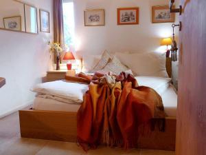 Apartment Chesa Stiffler Veglia II, Apartmány  Pontresina - big - 18