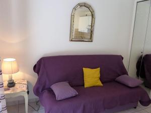 Apartment Le Capitole.5, Apartmány  Fréjus - big - 9