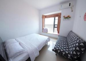 Senran (Xinjiayuan) Apartment, Апартаменты  Чжухай - big - 4