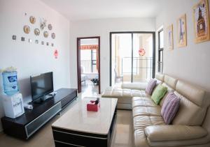 Senran (Xinjiayuan) Apartment, Апартаменты  Чжухай - big - 5
