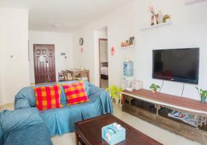 Senran (Xinjiayuan) Apartment, Апартаменты  Чжухай - big - 61
