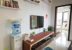 Senran (Xinjiayuan) Apartment, Апартаменты  Чжухай - big - 59