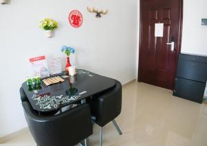 Senran (Xinjiayuan) Apartment, Апартаменты  Чжухай - big - 52