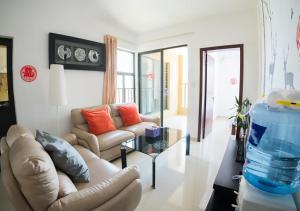 Senran (Xinjiayuan) Apartment, Апартаменты  Чжухай - big - 51